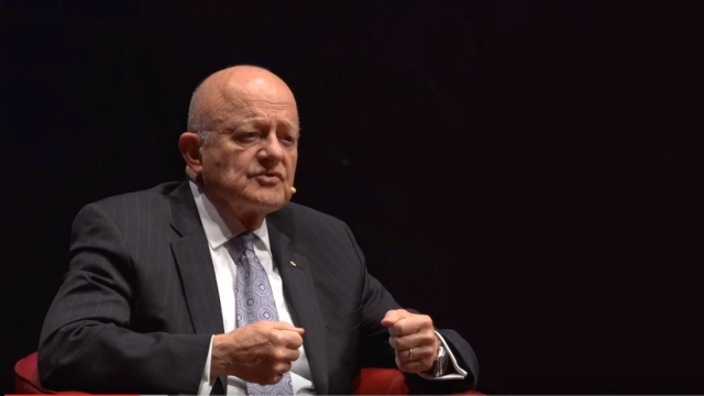 The future of Australia's American alliance: James R. Clapper in conversation with Kim Beazley