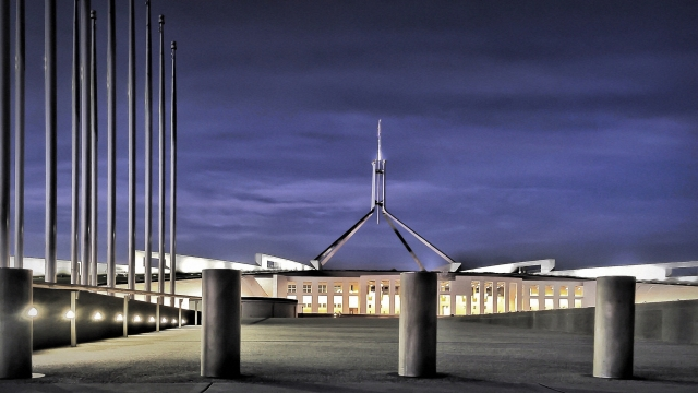 Parliament House  - MomentsForZen on Flickr