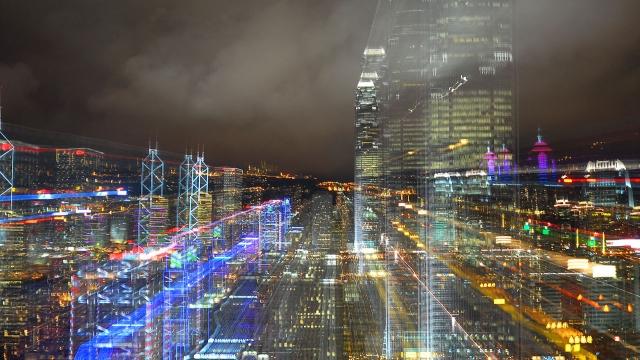 Hong Kong cityscape highlights: International Finance Centre: Mstyslav Chernov