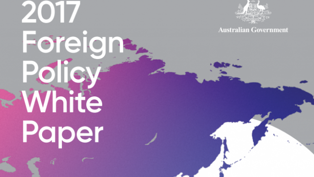 2017 Foreign Policy White Paper