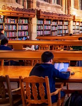 Suzallo Library: Michael Matti on Flickr