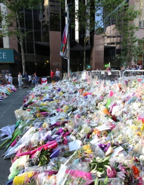 Martin Place. Kell O'Shea on Flickr