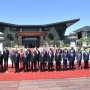 Leaders gather at the Belt and Road International Forum, May 2017