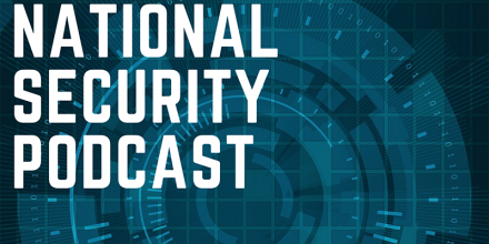 National Security Podcast: Inside Counter Terrorism with Ncik Rasmussen