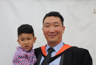 From Mongolia to Master of National Security
