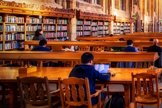 Suzallo Library: Michael Matti on Flickr