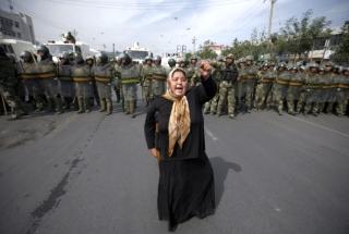 Uighur woman Spiegel Online on Flickr