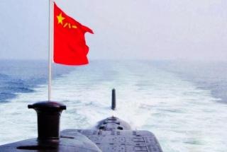 PLA-N Xia class nuclear-powered ballistic missile submarine (SSBN)