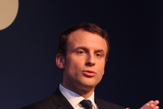 President Emanuel Macron