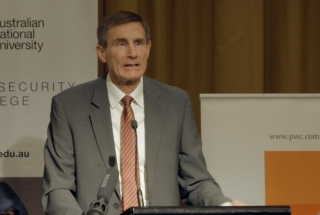 Australia's Chief of Defence Force, General Angus Campbell