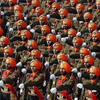 Indian Army Sikh Light Infantry regiment