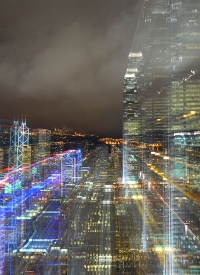 Hong Kong cityscape highlights, International Finance Centre: Mstyslav Chernov