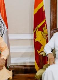 PM Modi's Visit by President of Sri Lanka via Flickr