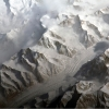 Mountains in Central Asia