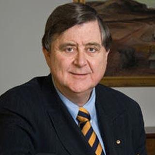 Mr David Irvine AO